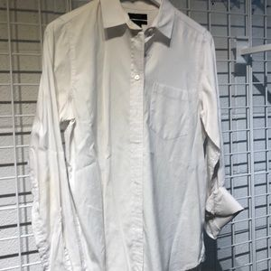 Simple button down